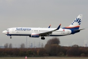 TC-SNN, Boeing 737-800, SunExpress