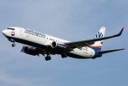 TC-SNO, Boeing 737-800, SunExpress