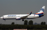 TC-SNP, Boeing 737-800, SunExpress