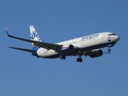 TC-SNU, Boeing 737-800, SunExpress