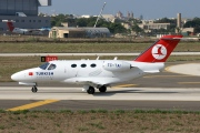 TC-TAI, Cessna 510 Citation Mustang, Turkish Airlines