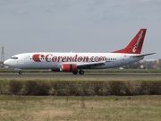TC-TJB, Boeing 737-300, Corendon Airlines