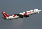TC-TJD, Boeing 737-400, Corendon Airlines