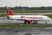 TC-TJG, Boeing 737-800, Corendon Airlines