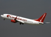 TC-TJH, Boeing 737-800, Corendon Airlines