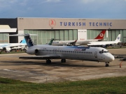 TC-TTB, McDonnell Douglas MD-82, Eram Air