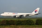 TF-ARJ, Boeing 747-200B(SF), MASkargo