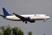 TF-ELD, Boeing 737-400, Blue Line