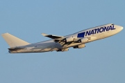 TF-NAC, Boeing 747-400(BCF), National Airlines