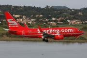 TF-NBA, Boeing 737-700, Sterling Airlines