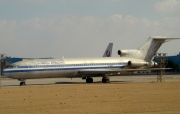 TL-ADY, Boeing 727-200Adv, Centrafrique Air Express