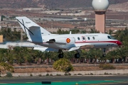 TM.11-1, Dassault Falcon 20E Mystere, Spanish Air Force