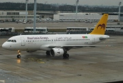 TS-IMH, Airbus A320-200, Mauritania Airways