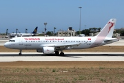 TS-IMT, Airbus A320-200, Tunis Air