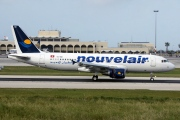 TS-INH, Airbus A320-200, Nouvelair