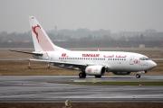 TS-IOQ, Boeing 737-600, Tunis Air