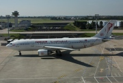TS-IPB, Airbus A300B4-600R, Tunis Air