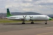 TT-WAK, Ilyushin Il-18-D, Air Sirin