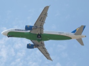 UK-32011, Airbus A320-200, Uzbekistan Airways