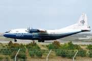 UR-11316, Antonov An-12-BP, Motor Sich
