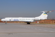 UR-65718, Tupolev Tu-134-A-3, Ukrainian Government