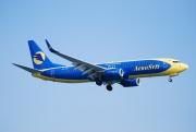 UR-AAO, Boeing 737-800, Aerosvit Airlines