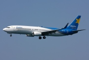 UR-CLR, Boeing 737-800, Kharkiv Airlines