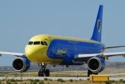 UR-DAH, Airbus A320-200, Aerosvit Airlines