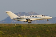 UR-DWL, Cessna 525-B Citation CJ3, Private