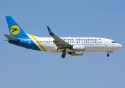 UR-GBA, Boeing 737-300, Ukraine International Airlines