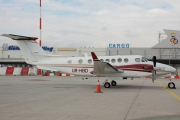 UR-HBD, Beechcraft 350 Super King Air, Private