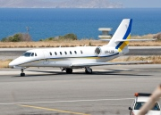 UR-LDB, Cessna 680-Citation Sovereign, Private