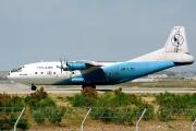 UR-LTG, Antonov An-12-BK, Volare Air Company