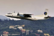 UR-MDA, Antonov An-26-100, Meridian Aviation Enterrprise