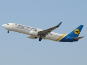 UR-PSA, Boeing 737-800, Ukraine International Airlines
