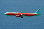 UR-WRO, Airbus A321-200, Wind Rose Aviation