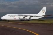 UR-ZYD, Antonov An-124-100 Ruslan, Maximus Air Cargo