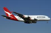 VH-OQD, Airbus A380-800, Qantas