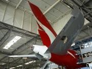 VH-OQF, Airbus A380-800, Qantas