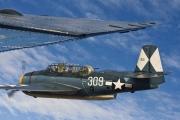 VH-TBM, Grumman TBM-3E Avenger, Private