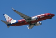 VH-VBK, Boeing 737-700, Virgin Blue