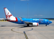 VH-VBY, Boeing 737-700, Virgin Blue