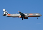 VH-VWZ, Airbus A321-200, Jetstar Airways