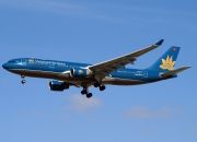 VN-A377, Airbus A330-200, Vietnam Airlines