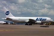 VP-BAQ, Boeing 767-200ER, UTair