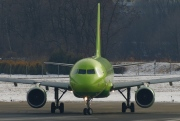 VP-BCZ, Airbus A320-200, S7 Siberia Airlines