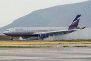 VP-BDD, Airbus A330-300, Aeroflot
