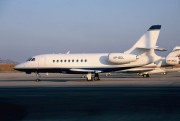 VP-BDL, Dassault Falcon-2000, Private