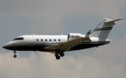 VP-BEJ, Bombardier Challenger 600-CL-601, Private
