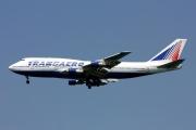 VP-BGU, Boeing 747-300, Transaero